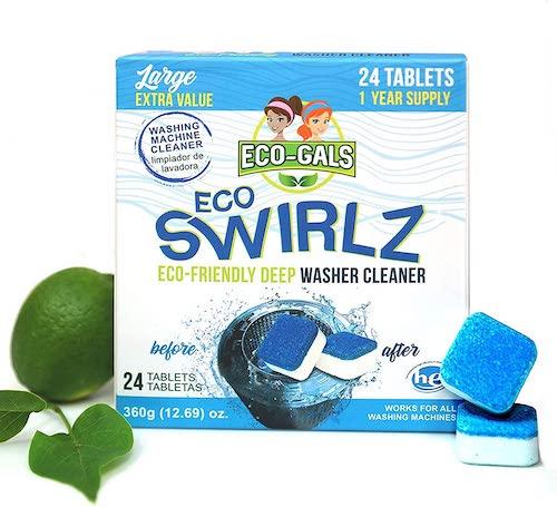 Eco-Gals Eco Swirls Washing Machine Cleaner