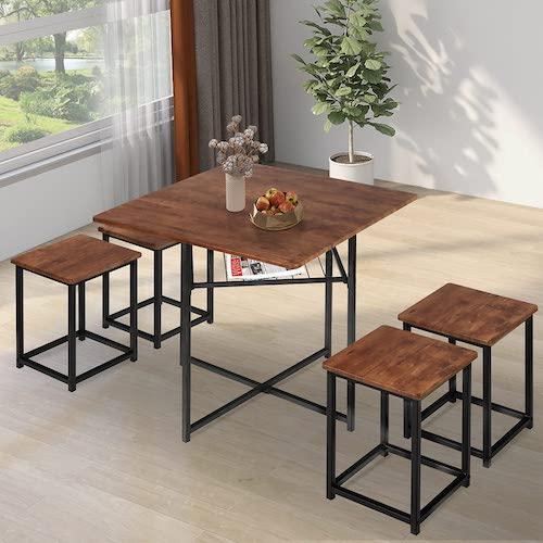 Yokstore 5-Piece Dining Room Table Set