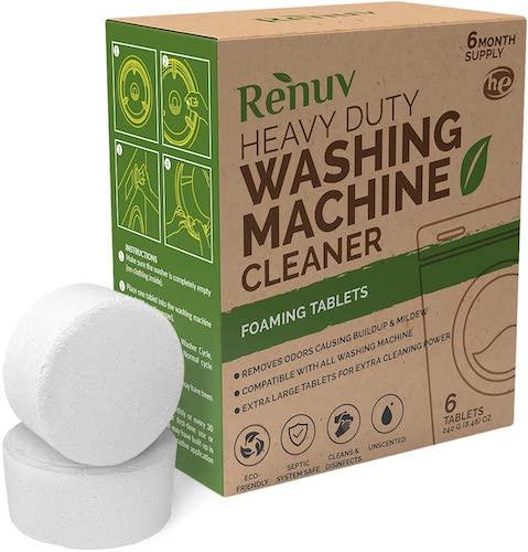 Renuv Washing Machine Cleaner