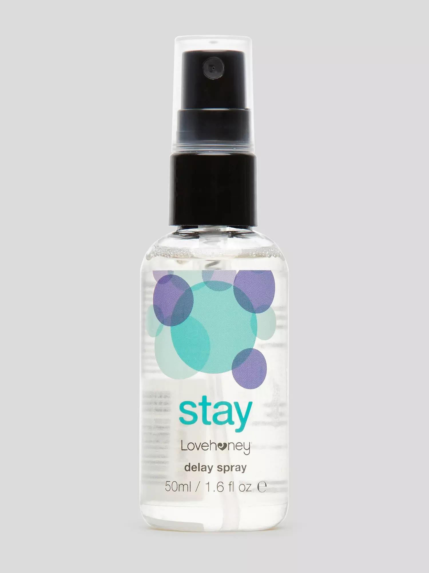 Lovehoney Stay Delay Spray