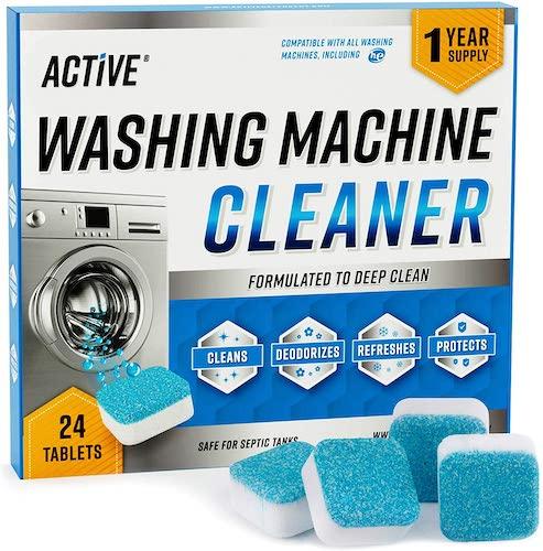 Active Washing Machine Cleaner