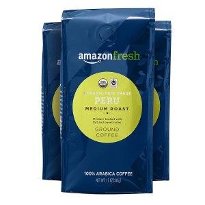 best organic coffee amazon fresh