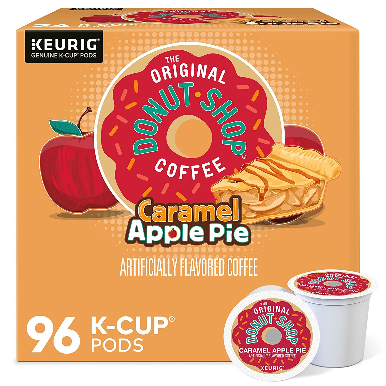 The Original Donut Shop Caramel Apple Pie