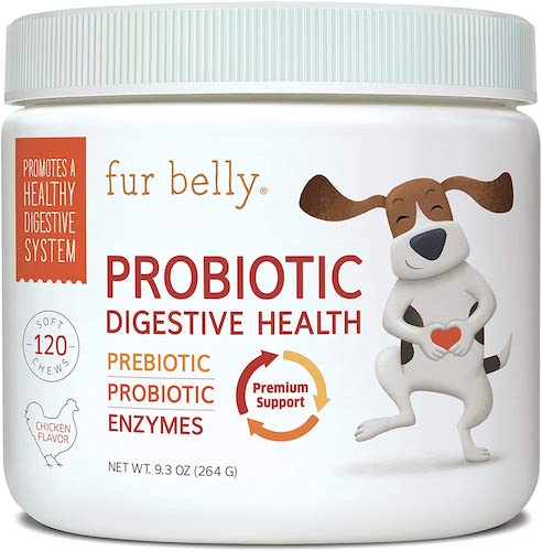 Fur Belly Probiotic Hot Spot Treatment for Dogs