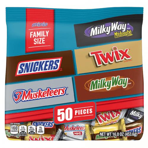 chocolate variety pack