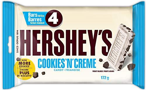 Cookies 'n' Creme candy bar