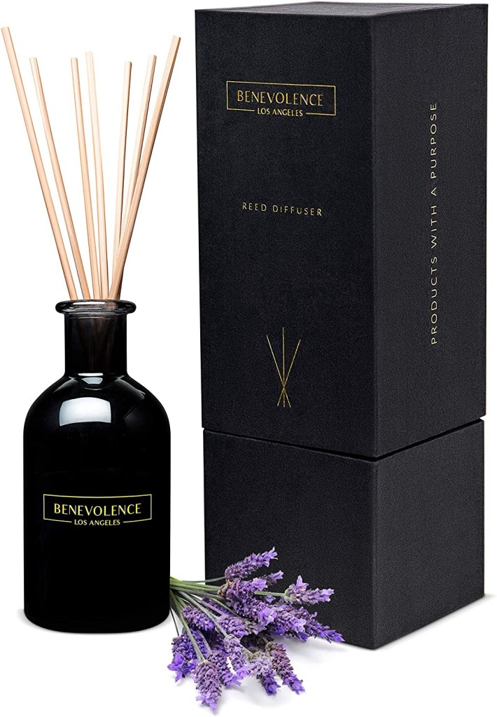 Benevolence LA Store reed diffuser, best reed diffusers