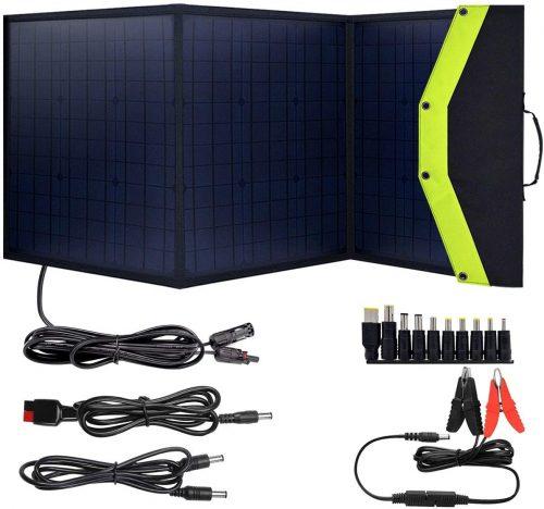 ACOPOWER Portable Solar Panel Kit