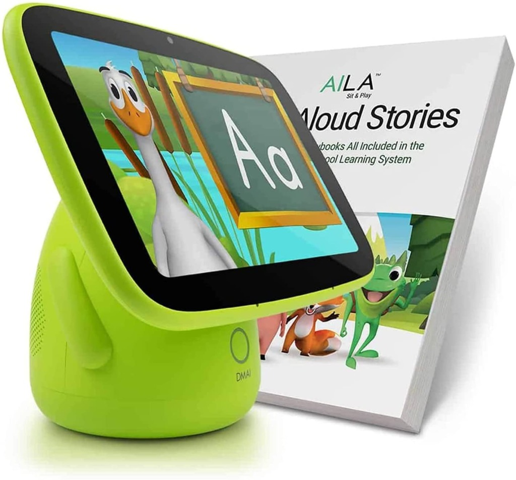 ANIMAL ISLAND AILA Sit & Play Plus Preschool Learning and Reading System
