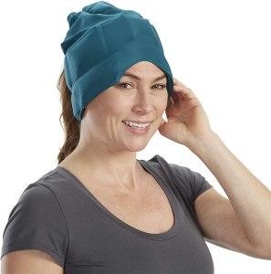 Acurelief headache relief hat, headache hats