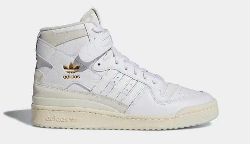 Adidas Forum 84 Hi Shoes
