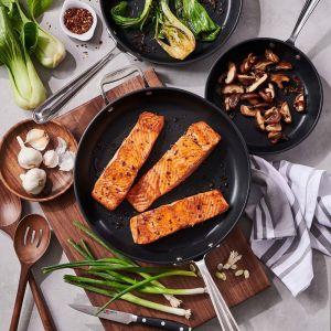 All-Clad skillet set, cookware deals