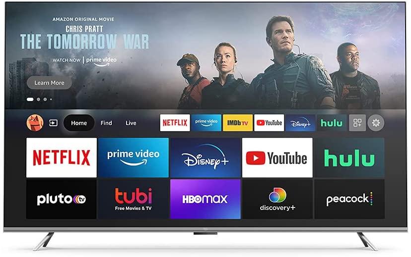 Amazon Fire TV Omni Series 4K UHD Smart TV