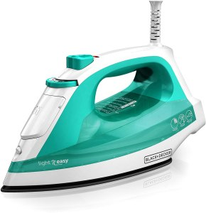best clothing iron black and decker