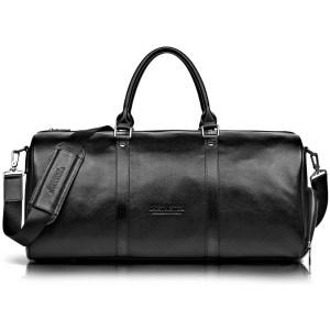 BOSTANTEN genuine leather duffel bag, best duffel bags on Amazon