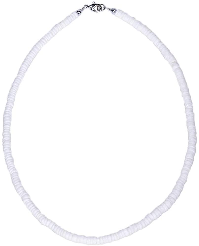 BlueRica-Smooth-Puka-Shell-Heishi-Necklace