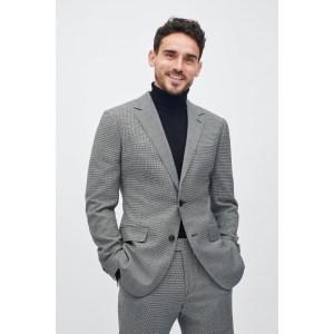 Bonobos Italian stretch wool flannel suit, wedding attire for men