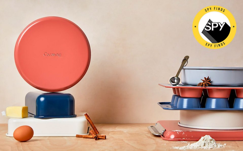 caraway releases first bakeware sets