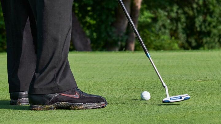 breakthrough golf tech custom putter shafts