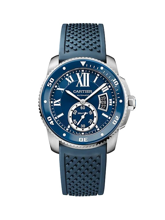 Cartier Calibre de Cartier Diver Watch, 42MM