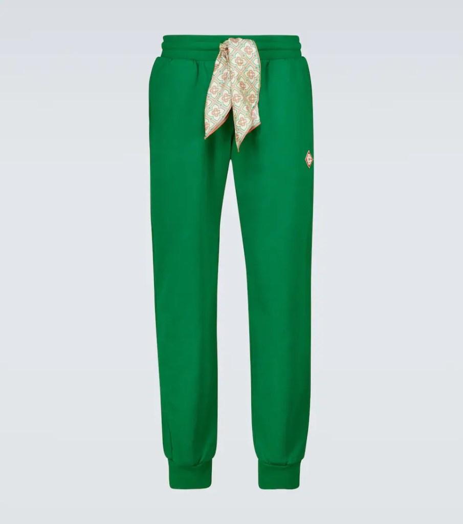 Casablanca-Cotton-Sweatpants