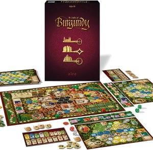 castles of burgundy, best 2 player board games