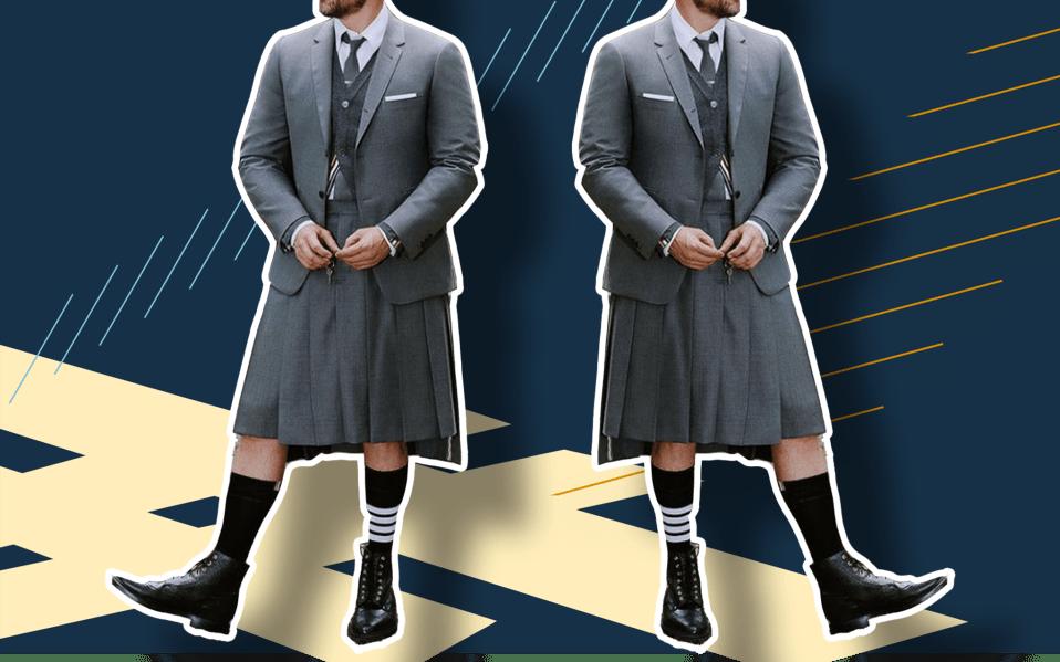 best skirts for men
