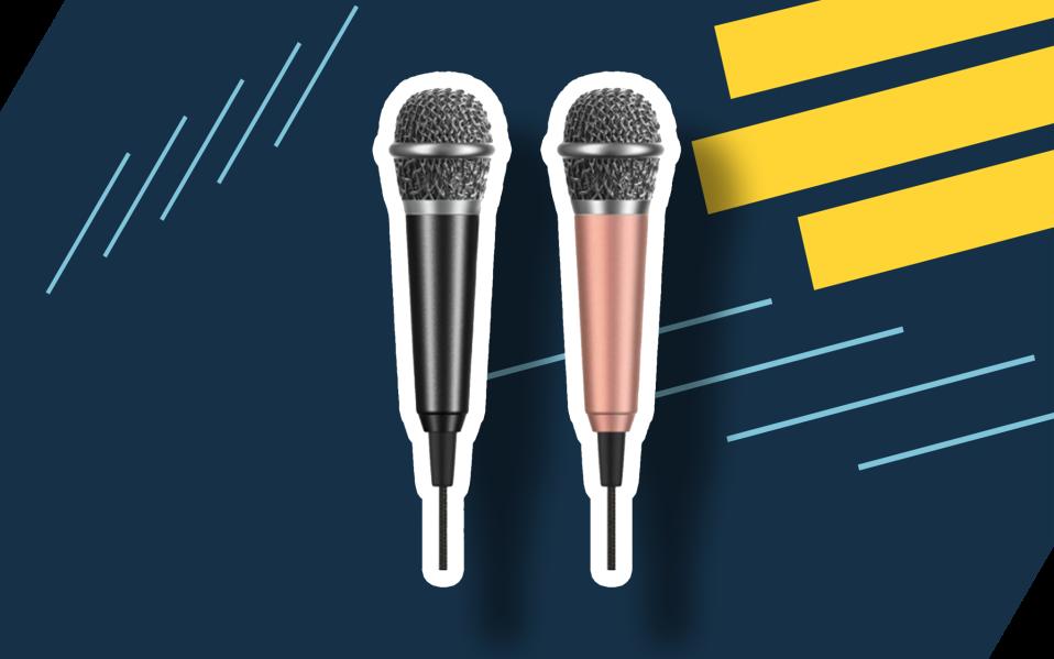 best tiny microphones
