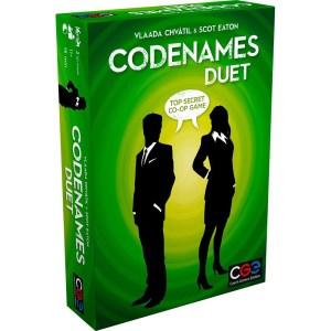 Codenames Duet, 2 person board games