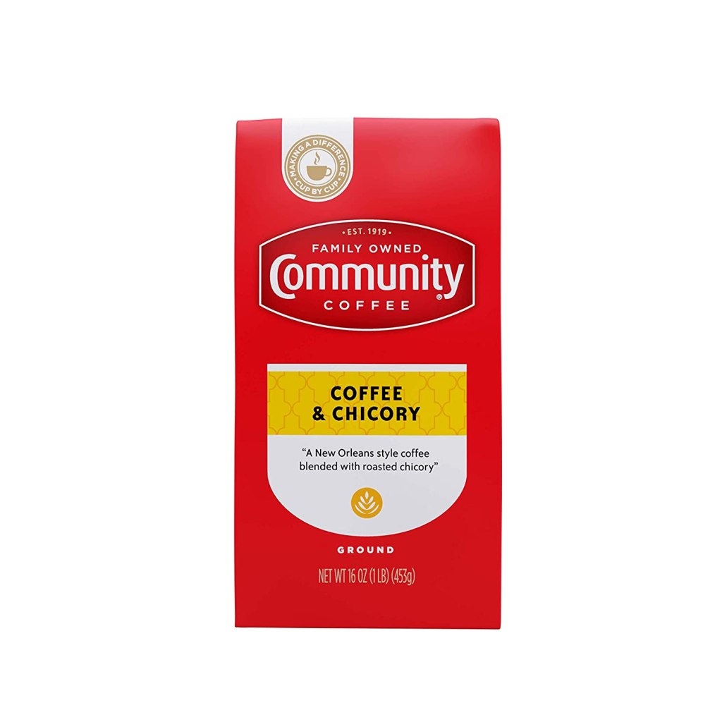 Community Coffee Ground Blend, Coffee & Chicory BEST COFFEE BRAND THAT GIVES BACK