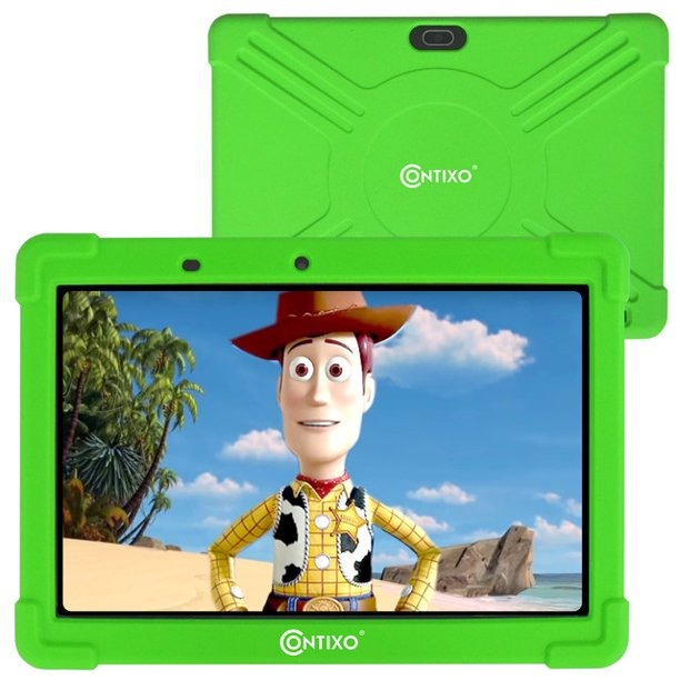Contixo 10-inch Kids Tablet for Children, best tablets for toddlers