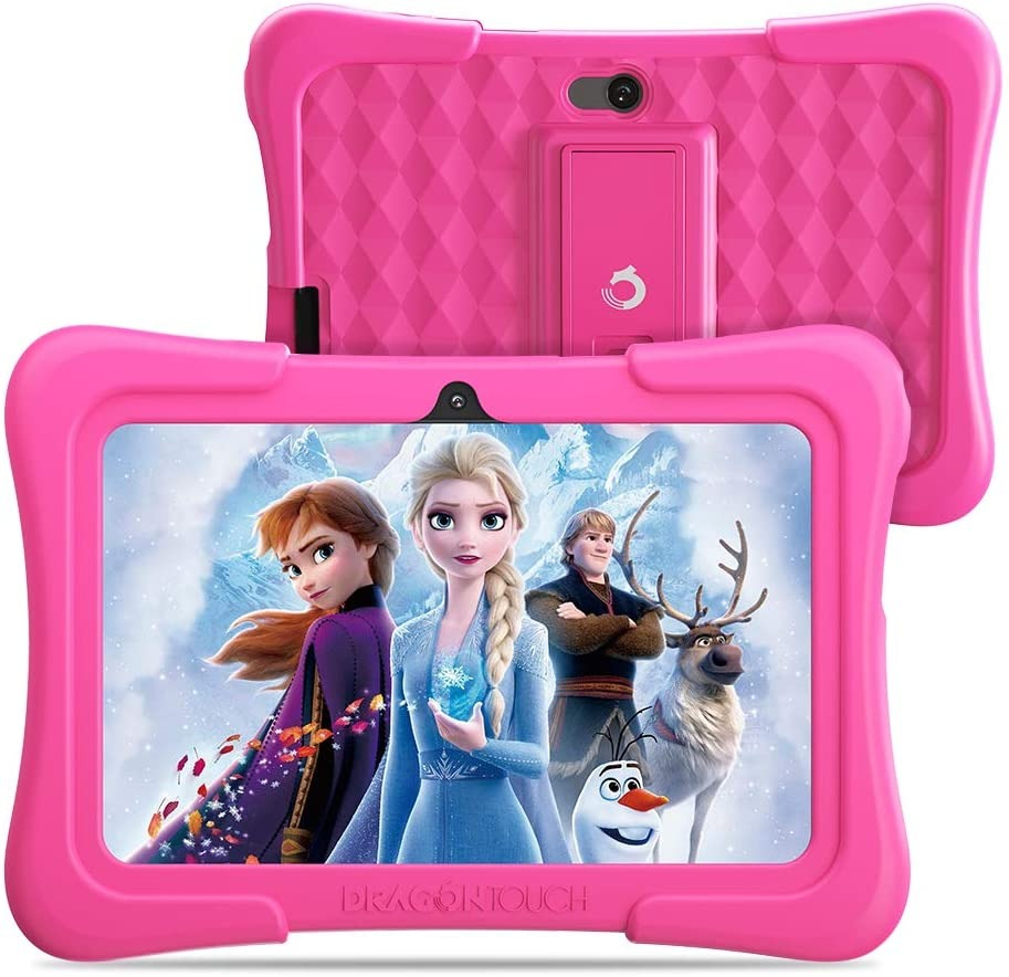 Dragon Touch Y88X Pro 7-inch Kids Tablet, best tablets for toddlers