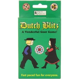 Dutch blitz card game, 2 player board games