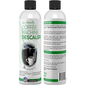 Natural & Clean eco-friendly descaler, descalers for coffee pots