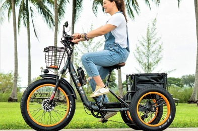 Electric-Tricycle