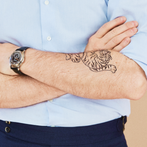 ephemeral tattoos, temporary tattoos for adults