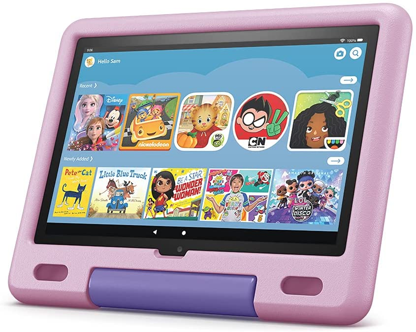 Fire HD 10 Kids Tablet, best tablets for toddlers