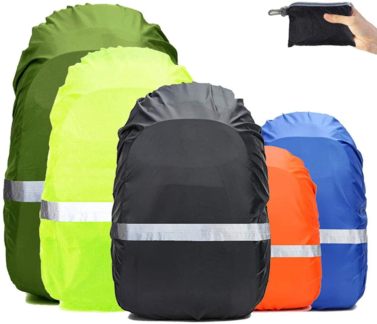 Frelaxy Hi-Visibility Backpack Rain Covers