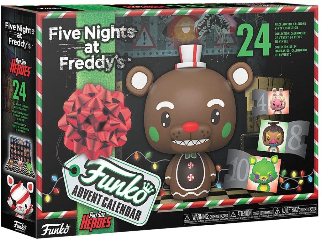 Funko Pop! Advent Calendar: Five Nights At Freddy's - 2021