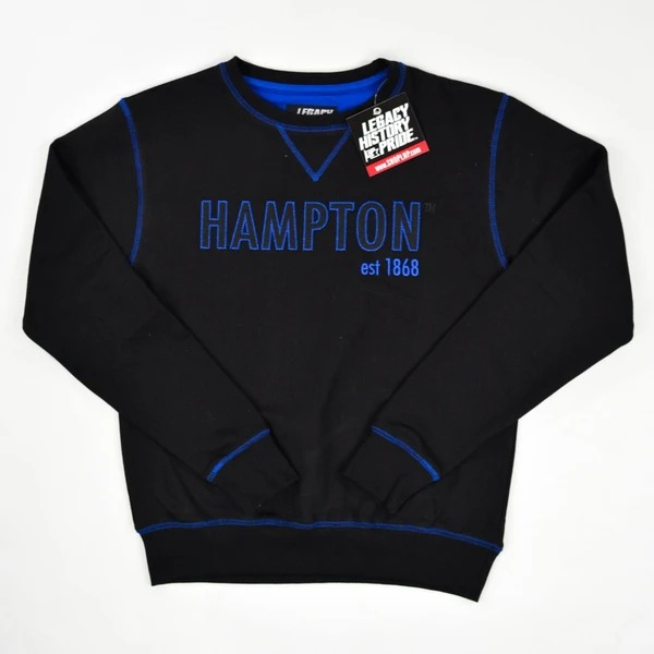 "Hampton ""Carlton"" Crew"