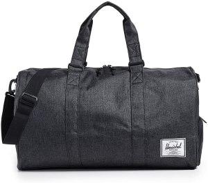 Herschel novel duffel bag, best duffel bags on Amazon