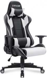 Homall Gaming Chair Office Chair, best computer chair for long hours