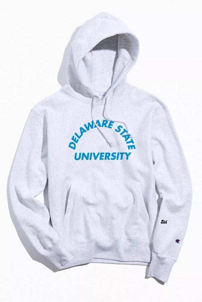 Alife X Champion UO Exclusive Delaware State University Hoodie Sweatshirt
