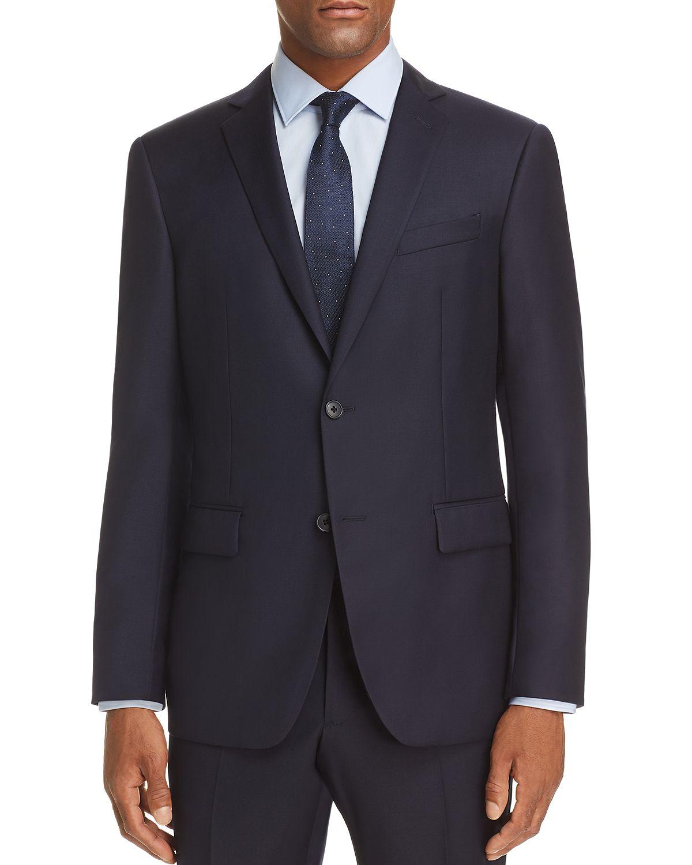 John Varvatos navy suit