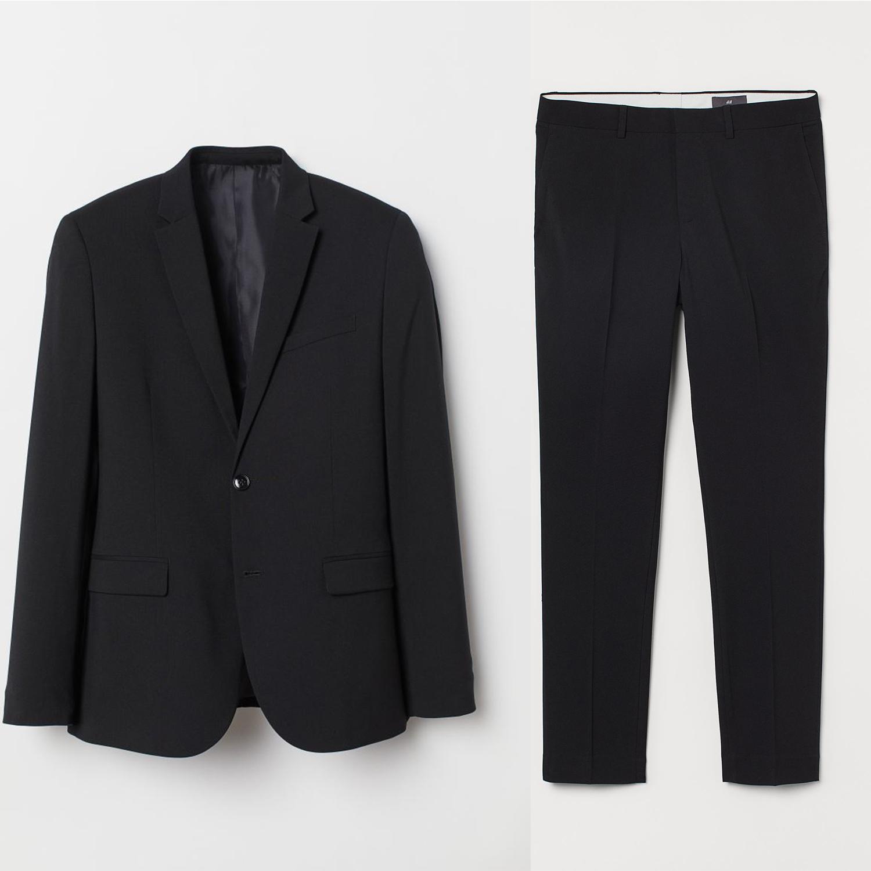 HM Pants and Jacket