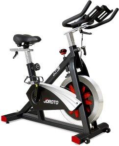 JOROTO cycling bike, budget exercise bikes