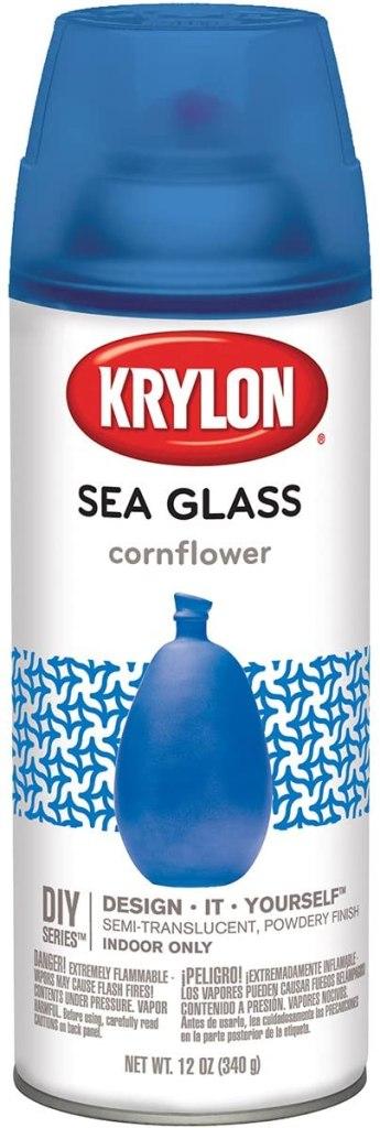 Krylon K09058007 Sea Glass Spray Paint