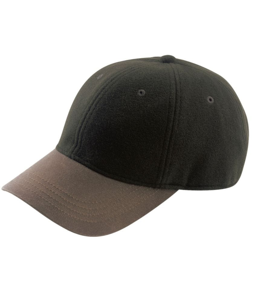 L.L. Bean Adult's Wool Blend Ball Cap; best hats for bald guys