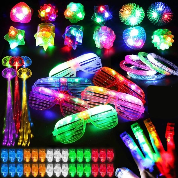 LED Light up Toy Party Favors