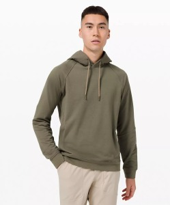 lululemon City Sweat pullover hoodie french terry sweatshirt
